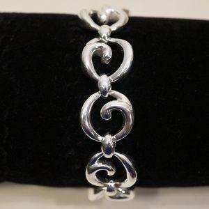Sterling Silver (.925) Electroformed Bracelet